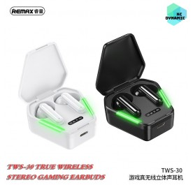 REMAX TWS-30 VERSION 5.0 TRUE WIRELESS STEREO GAMING EARBUDS