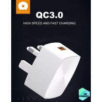 WUW T36 CHARGER SET ( QUALCOMM 3.0 QUICK CHARGE )