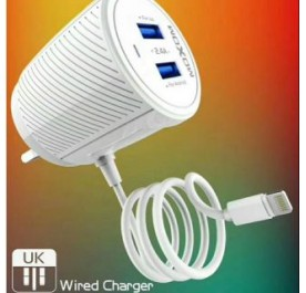Moxom KH-54 2 USB wired charger