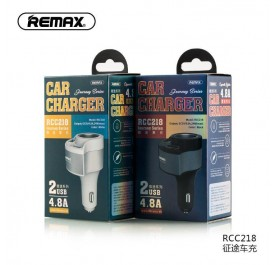 Original Remax journey series car charger RCC218