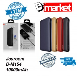 Original Joyroom Lingzhi series power bank 10000mAh D-M154