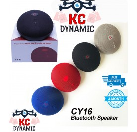 Strong Bass CY16 Bluetooth speaker Portable speaker