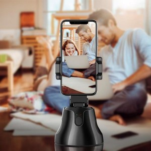 Apai Genie Smart 360° selfie camera phone holder shooting gimbal face object Vlog